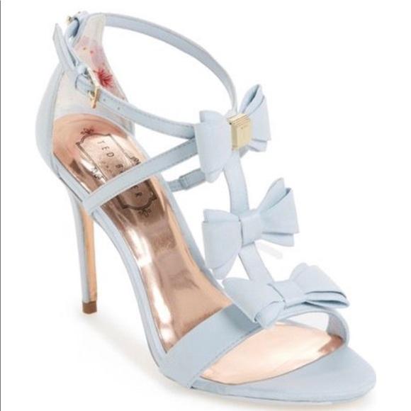 23f2a01c20c Blue Appoloni Ted Baker London Ankle Strap Sandal